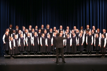 Glennie Middle Years choir